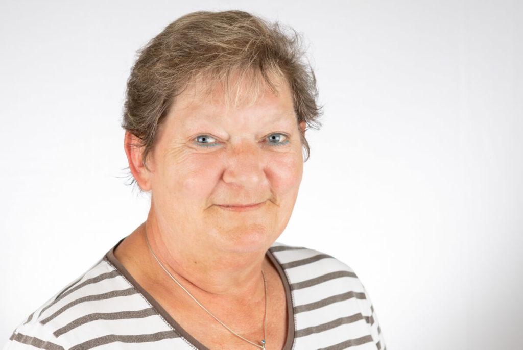 Ilona Förster, Kitas Martin Luther, Team Küche und Reinigung